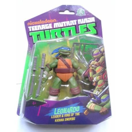 Teenage Mutant Ninja Turtles - Leonardo 13 cm