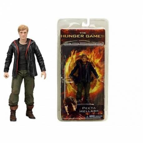 The Hunger Games Series 1 Action Figure Peeta Mellark 18 cm