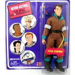 The Real Ghostbusters Retro Action Figure Peter Venkman 20 cm