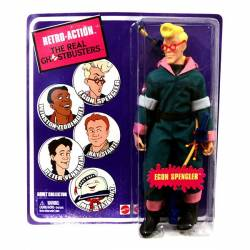 The Real Ghostbusters Retro Action Figure Egon Spengler 20 cm