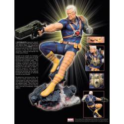 Marvel X-Men Cable Fine Art Statue [Statue] by Kotobukiya