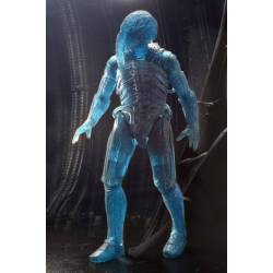 Prometheus Series 2 Deluxe Action Figure Pressure Suit Engineer (holographic form) 18 cm