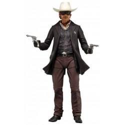 The Lone Ranger Deluxe Action Figure Lone Ranger 18 cm
