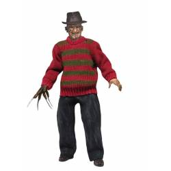 Nightmare on Elm St - Freddy 8 inch Action Doll