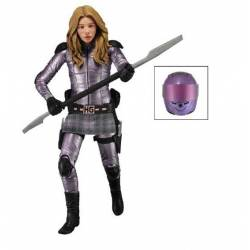 Kick-Ass 2 Series 2 Action Figure Unmasked Hit Girl 18 cm