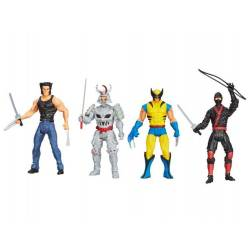"The Wolverine 3.75"" Figure Series 01 - Set of 4"
