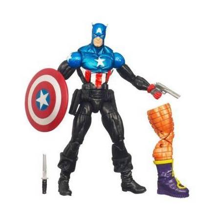 Marvel Legends Action Figures 2012 Wave 2 - Heroic Age Cap
