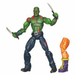 Marvel Legends Action Figures 2012 Wave 2 - Marvel's Drax 17 cm