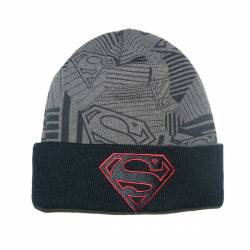 Superman - Basic knit all over print Beanie
