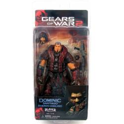 Gears of War Action Figure Series 4: Dominic Santiago Theron Disguise 18 cm