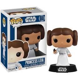 Star Wars Princess Leia Pop! Vinyl Figure Bobble Head