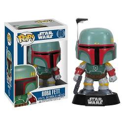 Star Wars Boba Fett Pop Vinyl Bobble Head