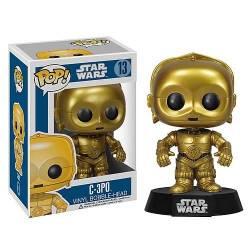 Star Wars C-3PO Pop Vinyl Bobble Head