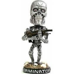 Terminator 2 Endoskeleton Head Knocker