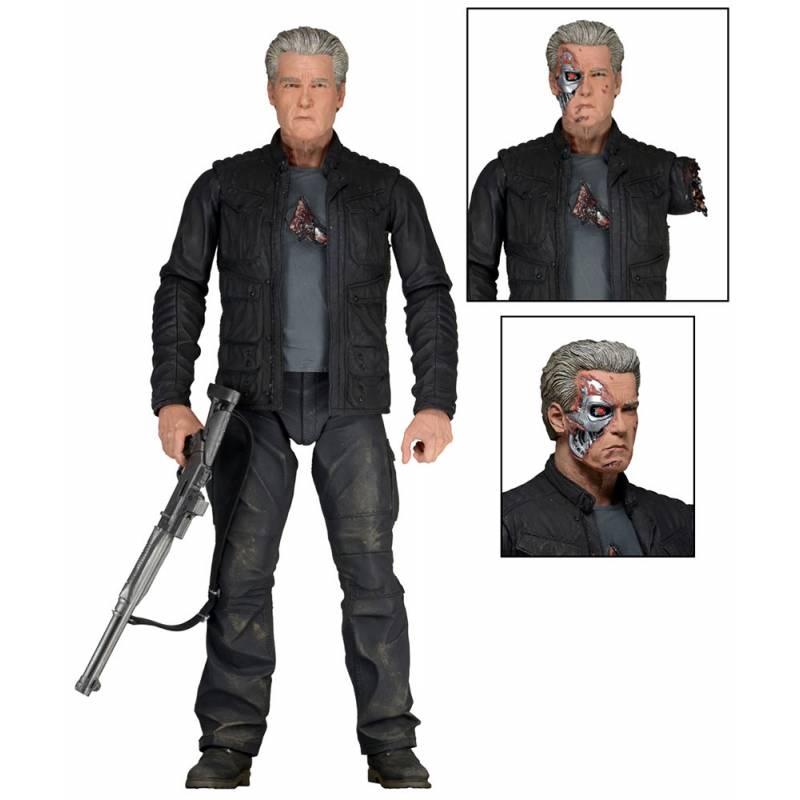 Terminator Genisys T-800 Guardian Action Figure
