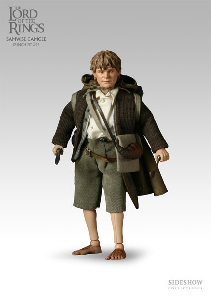 Lord Of The Rings Action Figure 1 6 Samwise Gamgee 23 Cm Celisco