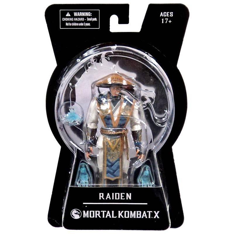Mortal Kombat X Raiden Af